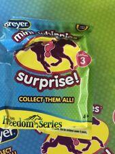 Breyer Freedom Series 3 Mini Whinnies Surprise Packs