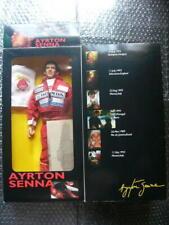 Ayrton Senna 1/6 Figure Takara Windy Pilot Japan HONDA Vintage Rare F/S