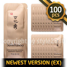 [Sulwhasoo] Concentrated Ginseng Renewing Cream EX Original 1ml x 100pcs (100ml)