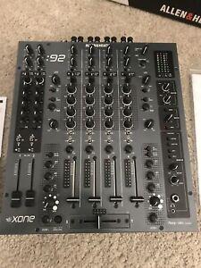 Mixer Dj Allen& Heath Xone 92
