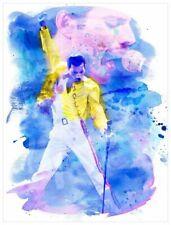 Sizes LaminatedHD Print QUEEN VINTAGE MUSIC TOUR CONCERT PosterA4 A3 /& A3