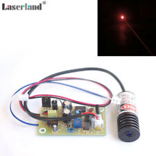 1845 650nm 660nm 100mW Red Laser Dot Diode Module Focusable 5V AC DC with Driver