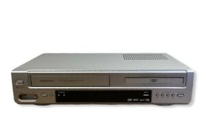 Daewoo SD-3800P Video Cassette Recorder / DVD Player for Spares or Repair