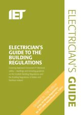 9781849198899 The IET Electrician's Guide to the Building Regulations 4th Ed