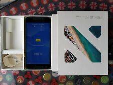 Nexus S GT-I9020 - 16GB-Nero (Sbloccato) Smartphone