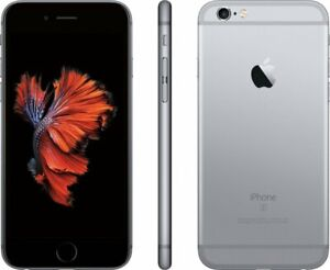 NEW iPhone 6S 32GB bundle With 3 Months $65 Truly Unlimited Prepaid Verizon!