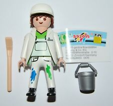Series 9-H8 Pintor playmobil serie 5598 painter,pittore,maler,schilder,畫家,화가,画家