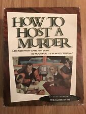 How to Host a Murder The Class of '54 Episode 7 Dinner Party Game 1996