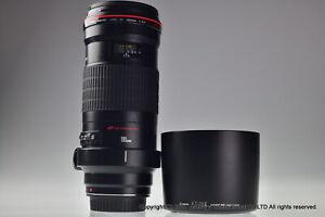 Canon EF 180mm f/3.5L MACRO USM Excellent