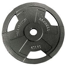 Champion Strength Training Weight Plates