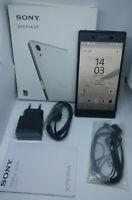 """Sony Xperia Z5 E6653 Ecran 5.2 """"23MP Octa-core 3Go/32Go 4G LTE Garantie 12 MOIS"""