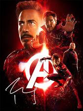 Robert Downey Jr SIGNED PHOTO AVENGERS 3 Infinity War IRON MAN AUTO *LAST ONE*