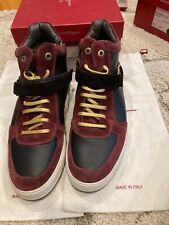 Mens Salvatore Ferragamo Nayon Sneakers