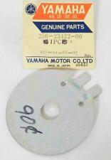 1 NOS Genuine Yamaha XS1B XS2 XS1 TX650 Steering Plate Damper 2 OEM 256-23422-00