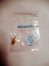 1- Amphenol -242174 SMA Plug Male to SMC Jack Male *Hard to Find* 2016 D/C