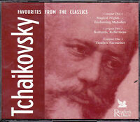 TCHAIKOVSKY Favourites From The Classics 3 CD set - Reader's Digest