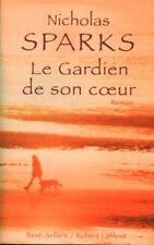 Livre le gardien de son coeur Nicholas Sparks book