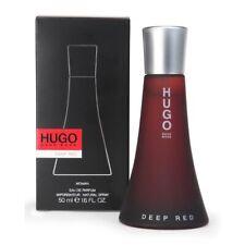 Hugo Boss Hugo Deep Red 50ml EDP (L) SP Womens 100% Genuine (New)