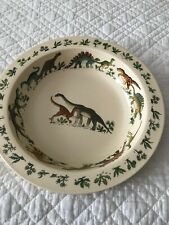 Emma Bridgewater-2 Dining Plate/Bowl-Dinosaurs/Pottersaurus