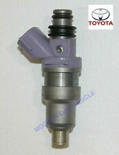 Toyota 23250-16130 Fuel Injector Fits 90-92 Toyota Corolla 1.6L NEW OLD STOCK