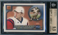2000 Pacific Aurora Tom Brady Rookie Card #84 BGS 9.5 Gem Mint