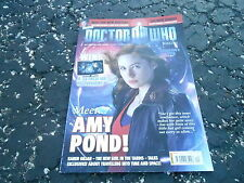 #420 DOCTOR WHO magazine ( UNREAD) - COVER VARIATION #1