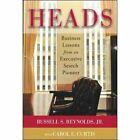 Heads: Business Lessons from an Executive Search Pionee - HardBack NEW Russell 2