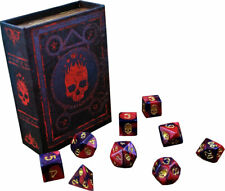 Elder Dice - Mark of the Necronomicon Polyhedral Set