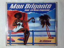 MAX BRIGANTE feat. LA GRAN EMPRESA La cintura cd singolo PR0M0