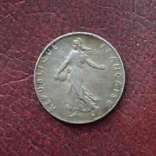 France 1908 silver 50 centimes