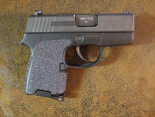 Sand Paper Pistol Grips for the Sig Sauer P290RS in 9mm & 380 ACP