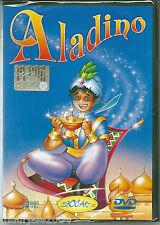 Aladino (2003) DVD NUOVO SIGILLATO ORIGINALE cartoni animati