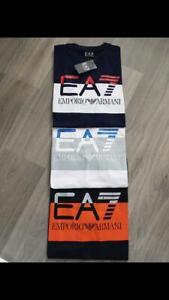 Emporio Armani EA7 mens short sleeve tshirt brand new