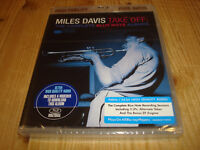 MILES DAVIS Take off - Complete BLUE NOTE Albums BLU-RAY PURE AUDIO DISC SEALED