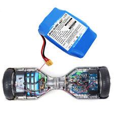36v 4400mah 2 Wheels Self Balancing Electric Cycle Battery Li-ion