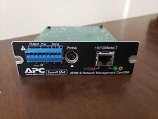 APC AP9619 Network Management Card EM