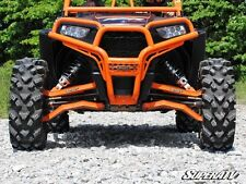 Polaris RZR 1000 AtlasPro High Clearance Boxed A-Arms Silver AA-P-RZR1K-WC-07