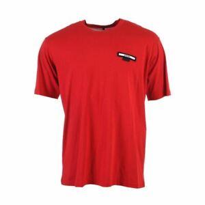 VERSUS VERSACE T Shirt Red Cotton Size Medium HC 232