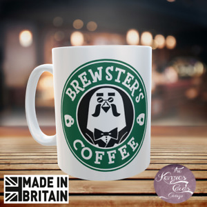 Personalised Mug Animal Crossing Brewsters Coffee Gifts Mug Birthday V1
