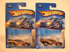 2004 HOT WHEELS #158 1969 Pontiac GTO Judge (China & Thailand) Variants MOC