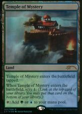 Temple of Mystery FOIL EX M15 Clash Pack | Magic MTG