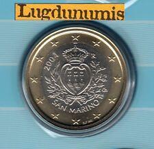 Saint Marin 2004 - 1 Euro - 70 000 exemplaires Provenant du BU RARE San Marino
