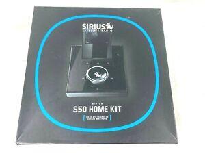 Sirius Satellite Radio S50 Home Kit Dock Remote Antenna AC Adapter | New Open Bo