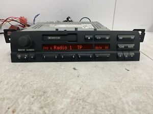 Bmw 3 Series E46 car radio stereo Head Unit Cassette player Fully Working