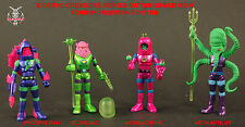 COLORFORMS OUTER SPACE MEN 2012 4 HORSEMEN EDITION INFERNO INFINITY CARDED