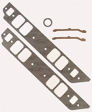 Mr Gasket 121 BBC Intake Manifold Gasket Set Big Block Mark IV Raise Rectangular