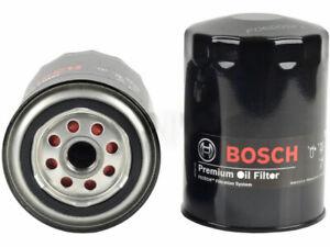 Bosch Oil Filter fits Aston Martin Zagato 1987-1988 5.3L V8 52DMVM