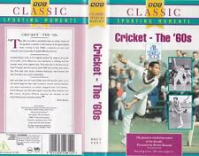 CRICKET IIN THE 60S VHS VIDEO PAL A RARE FIND