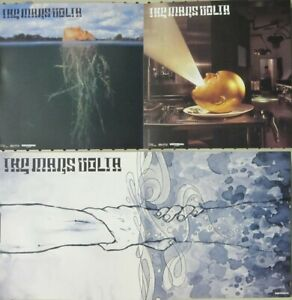 The Mars Volta 2003 Comatorium 2 Sided Promotional Poster Flawless New old stock