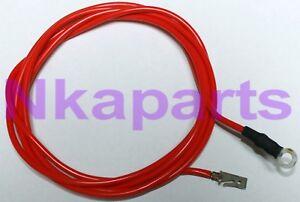 HOLDEN HQ GTS  V8 308 253 alternator charging wire